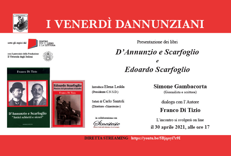 Presentazione dei volumi di Franco Di Tizio