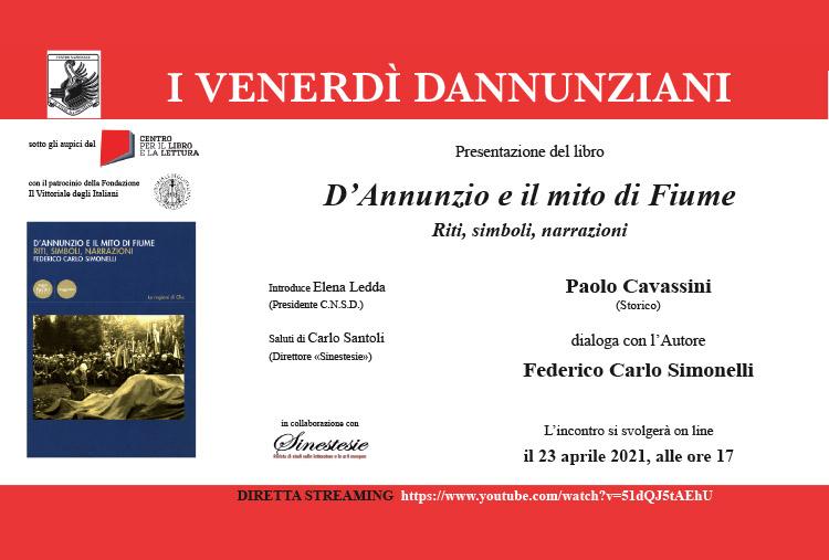 Presentazione volume di Federico Carlo Simonelli